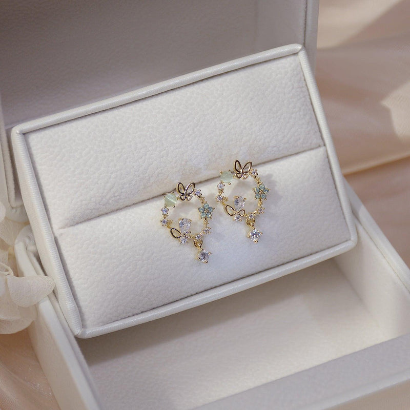 Butterfly Earrings 283 - Abbott Atelier