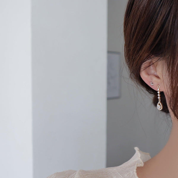 Baroque Earrings 290 - Abbott Atelier