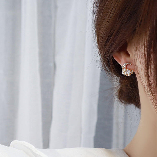 Moon & Star Earrings 305