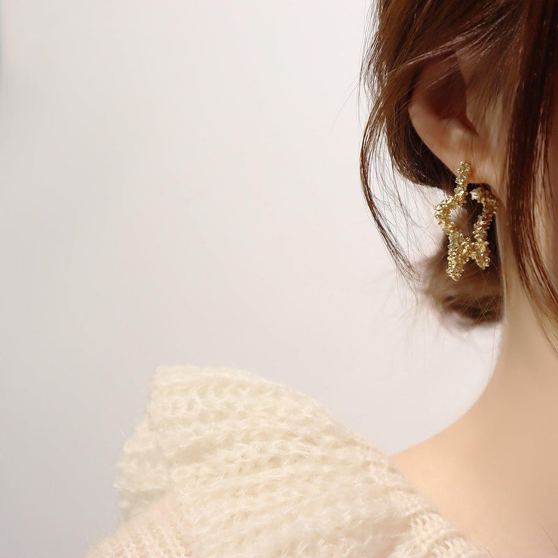 Star Earrings 324