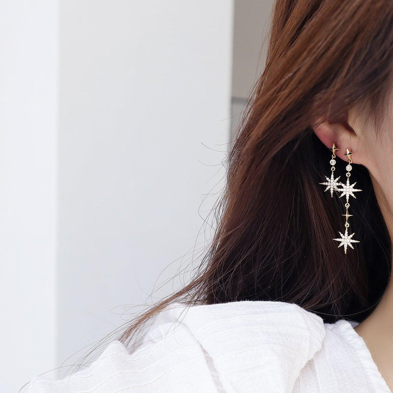 Star Earrings 327