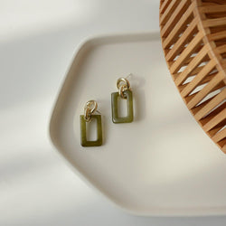 Geometry Earrings 356