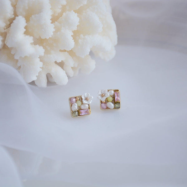 Cherry Blossom Stud Earrings 365