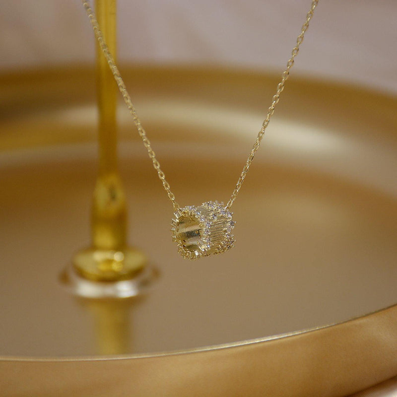 Shooting Star Necklace 027 - Abbott Atelier