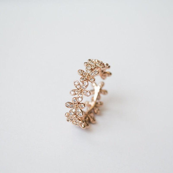 Flower Ring 009 - Abbott Atelier