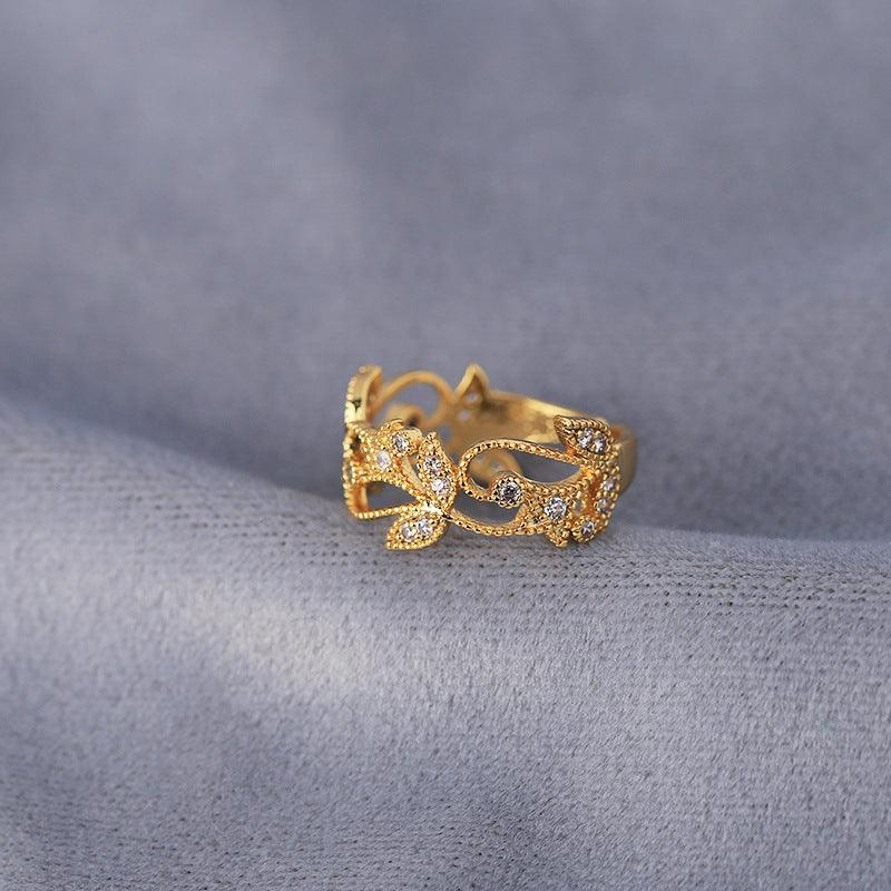 Baroque Ring 028 - Abbott Atelier