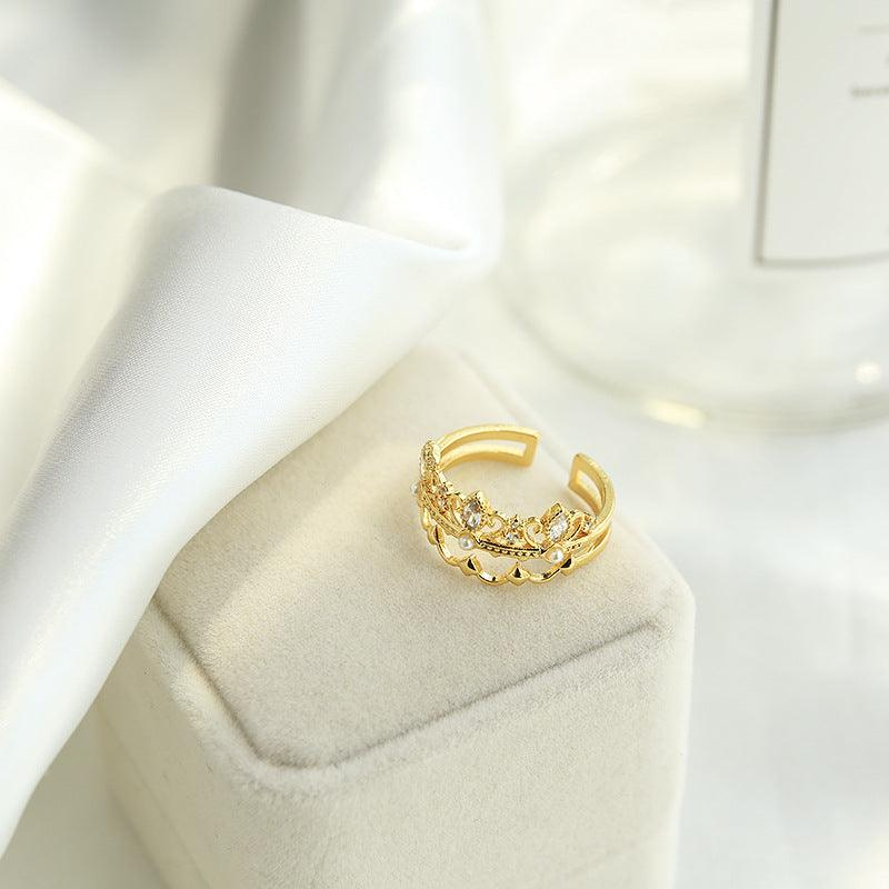 Crown Ring 029 - Abbott Atelier