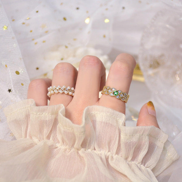 Baroque Rings 042