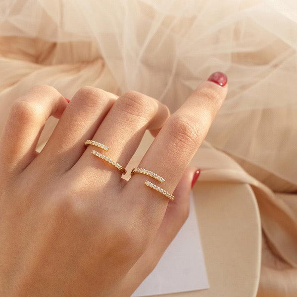 Double Layer Ring 010 - Abbott Atelier
