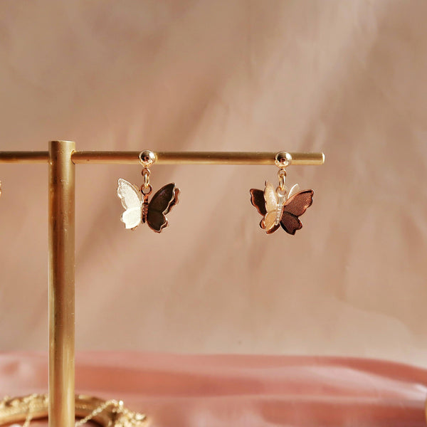 Butterfly Earrings 166 - Abbott Atelier