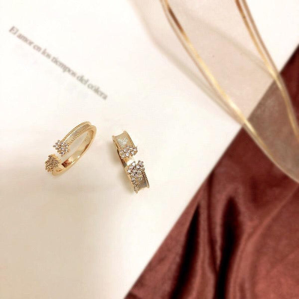 Shooting Star Ring 014 - Abbott Atelier