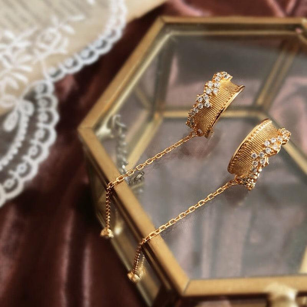 Shooting Star Earrings 276 - Abbott Atelier