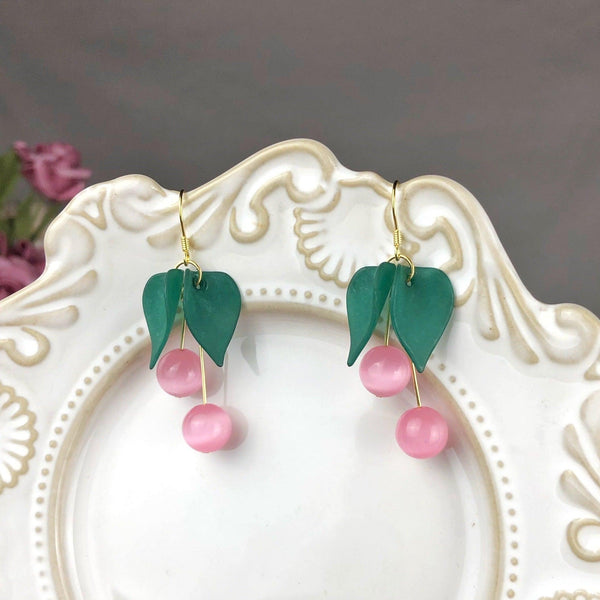 Cherry Earring 003 - Abbott Atelier
