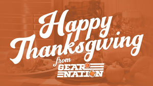 Happy Thanksgiving from Gear Nation