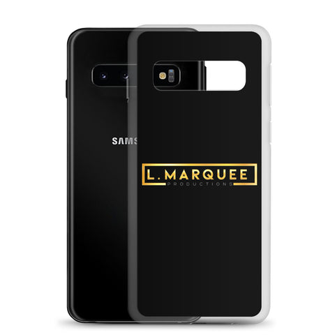 L. Marquee Productions Logo Samsung Case