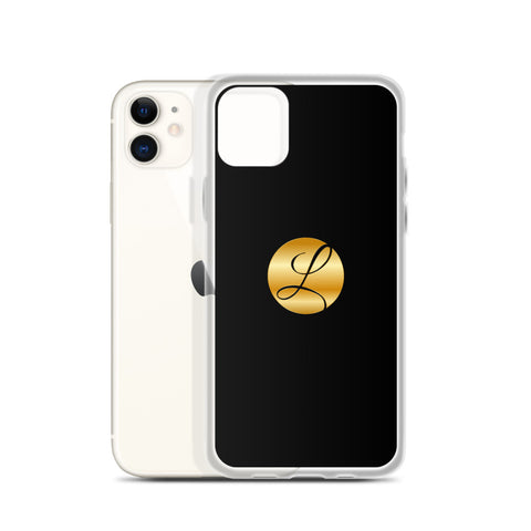 "L. Marquee Productions ""L"" iPhone Case"