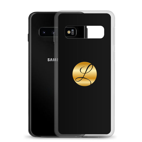 "L. Marquee ""L""Samsung Case"