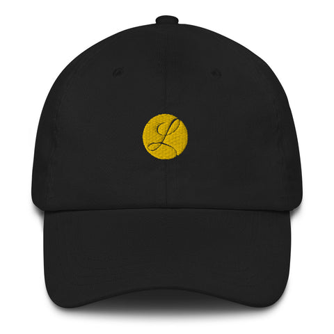 "L. Marquee Productions ""L"" Dad hat"