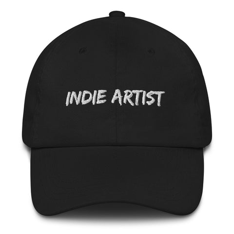 Indie Artist Dad hat