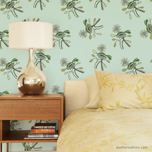 Desert Bloom Christine Joy Removable Wallpaper