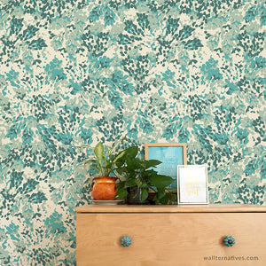 Ever Blooming Bonnie Christine Removable Wallpaper
