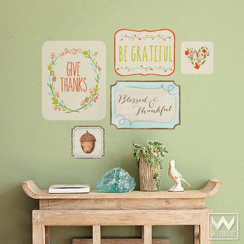 Wall Quotes Removable Wall Decals | Wallternatives