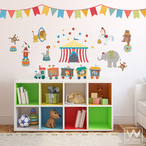 Nursery & Kid\'s Rooms Wall Decals tagged \