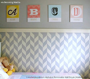 Stick on Americana and Patriotic Wall Decals for both party decor and boys room