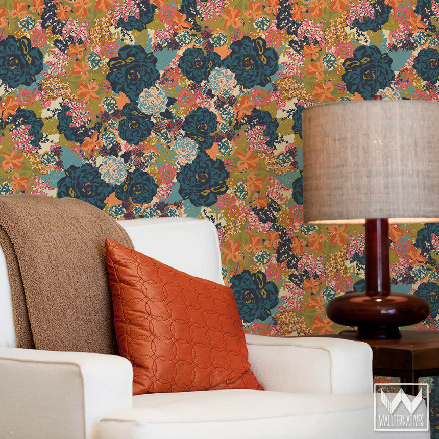 Geometric wallpaper collection