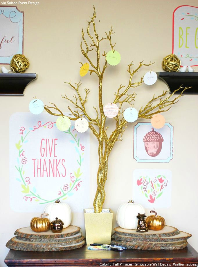 Holiday Decorating Removable Wall Decals | Wallternatives
