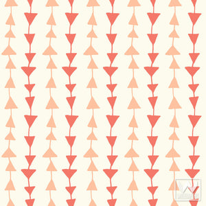 Designer Wallpaper that's Adhesive for Peel and Stick Nursery Decor - Wallternatives Removable Wallpaper