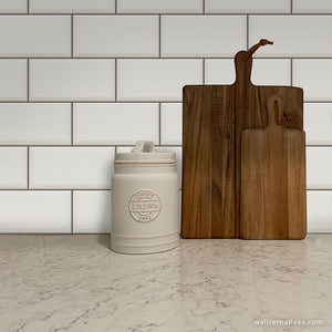 Subway Tile Removable Wallpaper