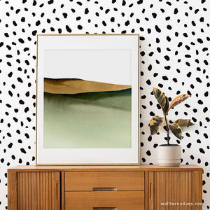 Cheetah Removable Wallpaper