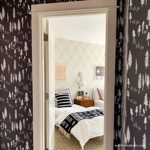 Timberland Bonnie Christine Removable Wallpaper