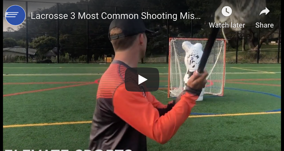 The 3 Most Common Shooting Mistakes