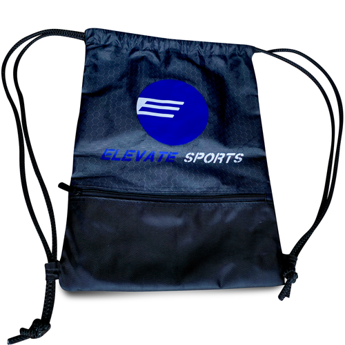 Drawstring Lacrosse Ball Bag