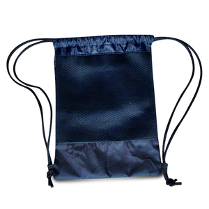 Drawstring Lacrosse Ball Bag perfect for gym or school as well