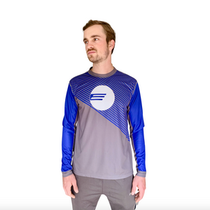 Elevate Lacrosse Shooting Shirt great for workouts or Hanging