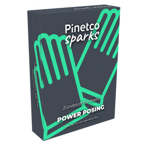 Pinetco sparks: POWER POSING
