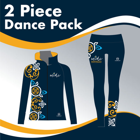MILWAUKEE COMPANY 2 GARMENT DANCE PACK