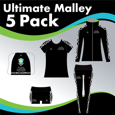 POSSAK HAMPSHIRE 5 GARMENT ULTIMATE IRISH DANCE PACK
