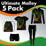 MT An Daire Academy 5 GARMENT ULTIMATE IRISH DANCE PACK