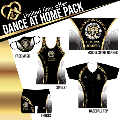 GOLDING DANCE AT HOME PACK