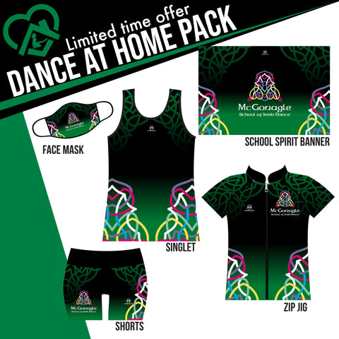 MCGONAGLE DANCE AT HOME PACK