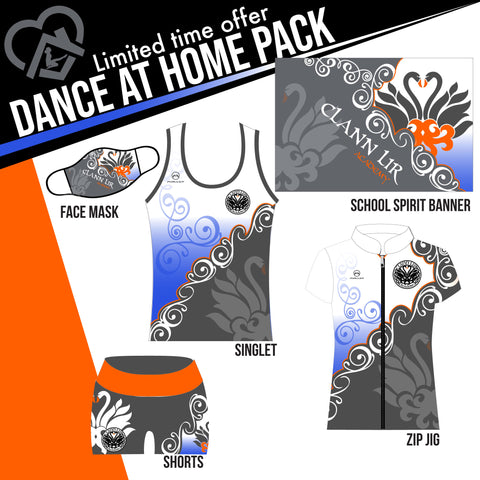 CLANN LIR DANCE AT HOME PACK