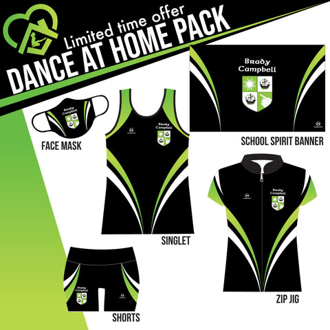 BRADY CAMPBELL DANCE AT HOME PACK