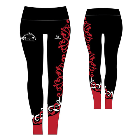 Butler Sheehan Academy Full Length Leggings