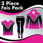 3 GARMENT IRISH DANCE PACK