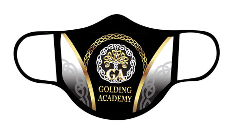 Golding Academy Face Mask