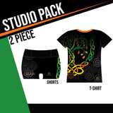 WA An Daire Academy STUDIO PACK 2 PIECE
